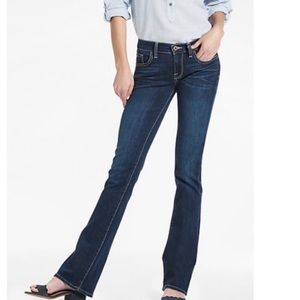 Lucky Brand Sofia Boot Cut Mid Rise Jeans